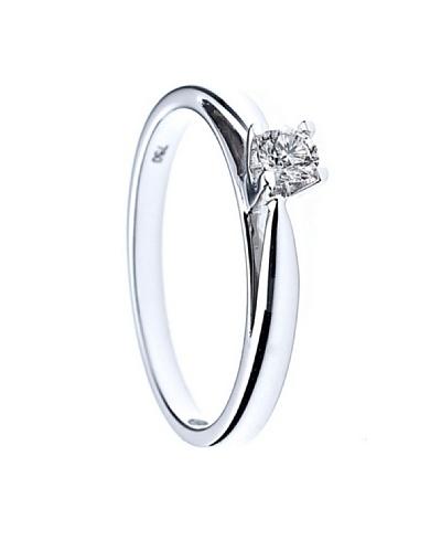 Design Diamond Anillo Grenoble Oro Blanco