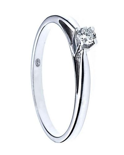 Design Diamond Anillo Valence Oro Blanco