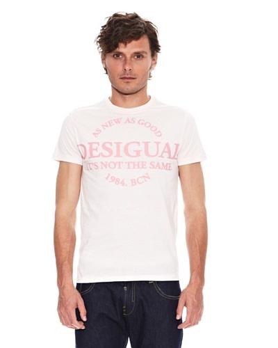 Desigual Camiseta Playa Rep