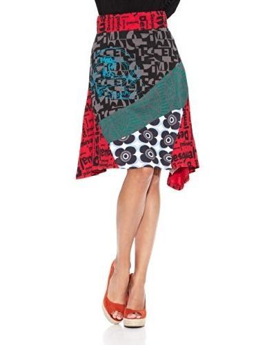 Desigual Falda Taquit Rep