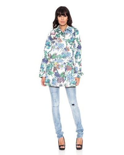 Desigual Abrigo Trench Native Love