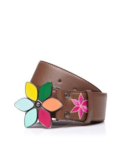 Desigual Cinturón Flores