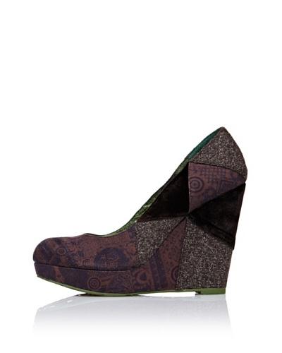 Desigual Zapatos Cuña