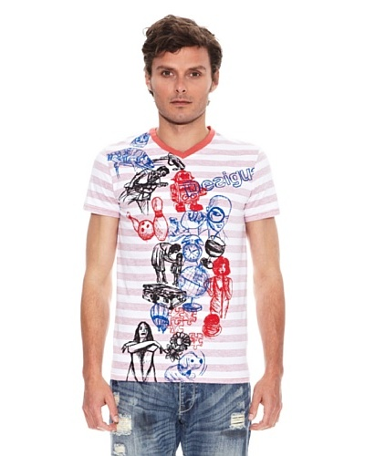 Desigual Camiseta Bb Rep
