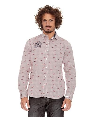 Desigual Camisa Guey Chicle