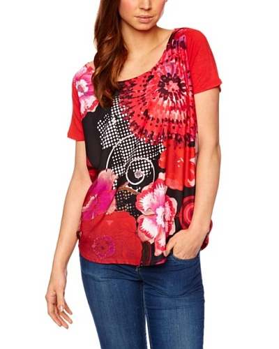 Desigual Camiseta Connecticut