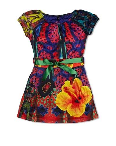 Desigual Vestido Minnesota Multicolor
