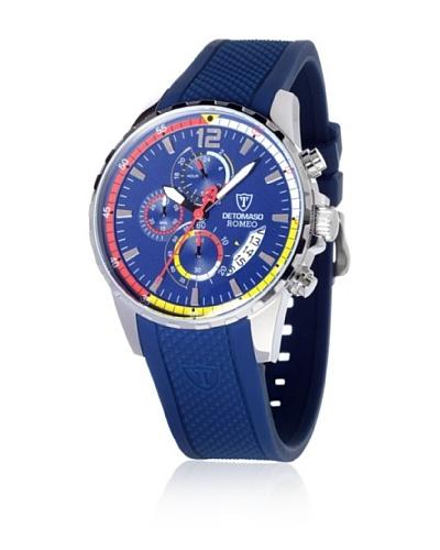 Detomaso Reloj Cronógrafo Romeo Azul
