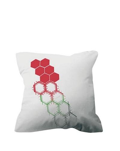 Devota & Lomba Funda Cojín Molécula