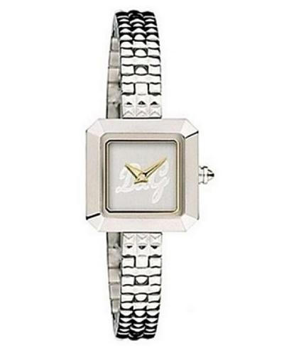D&G DW-0291 – Reloj de Señora movimiento de cuarzo con brazalete metálico