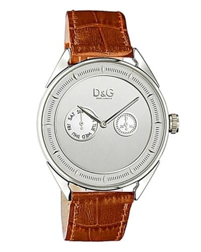D&G DW-0422 – Reloj de Señora movimiento de cuarzo con correa piel