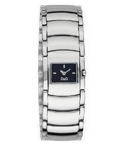 D&G 3719251354 – Reloj de Señora movimiento de cuarzo con brazalete metálico