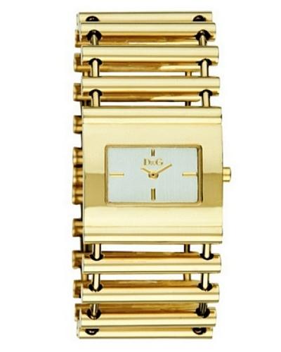 D&G 3729250332 – Reloj de Señora movimiento de cuarzo con brazalete metálico