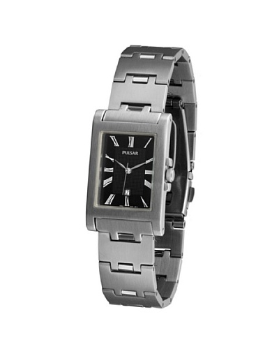 PULSAR 4114 – Reloj de Caballero acero