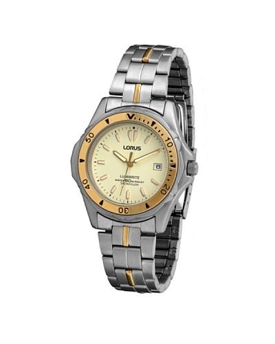 LORUS 5022 – Reloj Unisex titanio