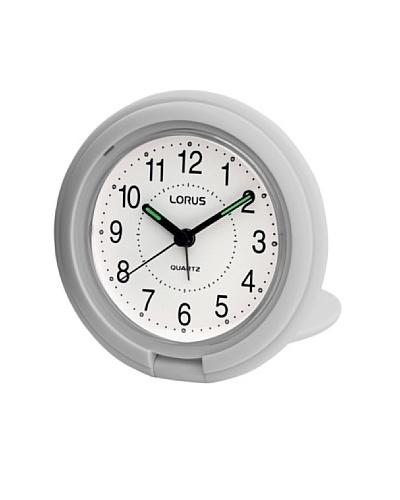LORUS 10827 – Reloj Despertador Analógico
