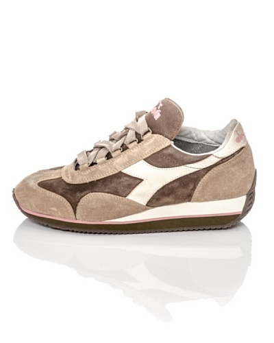 Diadora Heritage Zapatillas Equipe Stone Washed Marrón
