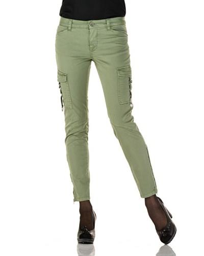 Diesel Pantaloni Pelex Verde