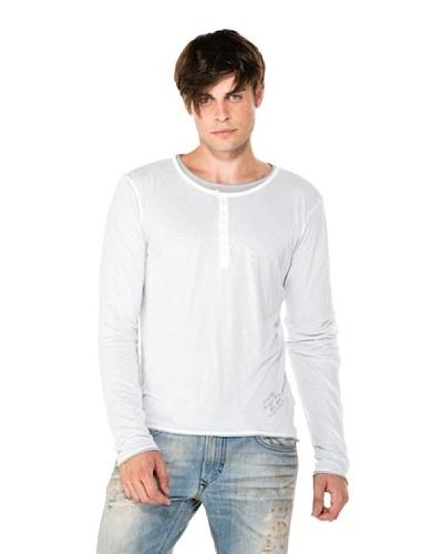 Diesel Camiseta Vettor Blanco
