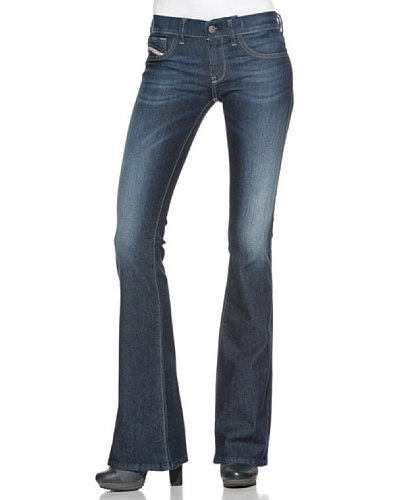 Diesel Jeans Livier Flare Azul oscuro