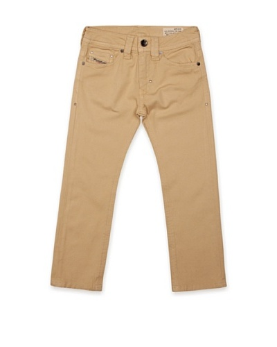 Diesel Pantalón Thanaz J Beige