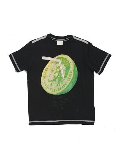 Diesel Camiseta Tinilla