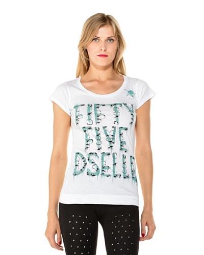 Diesel Camiseta Traces