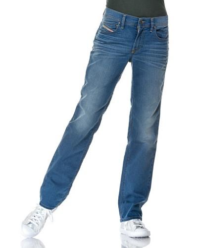 Diesel Pantalón Vaquero Faithlegg Azul