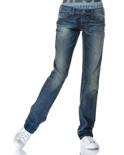 Diesel Pantalón Vaquero Lowky Azul