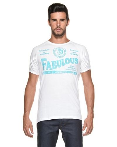 Diesel Camiseta Jep Blanco
