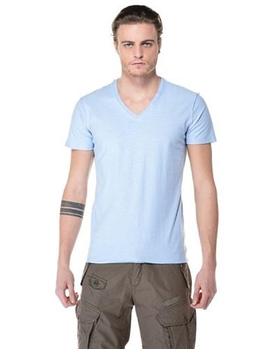 Diesel Camiseta Tos Celeste