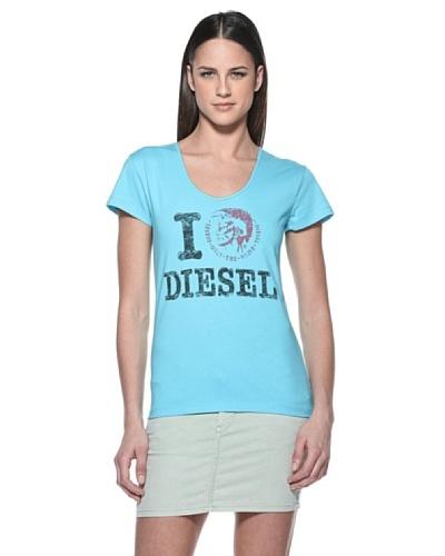 Diesel Camiseta Manga Corta Tictor