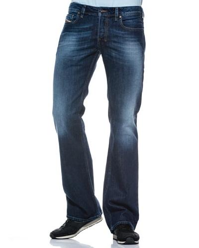 Diesel Pantalón vaquero Zatiny Azul Oscuro