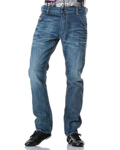 Diesel Pantalón Vaquero Krooley Azul