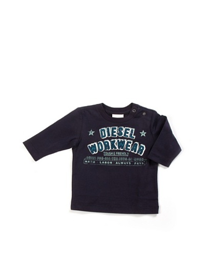 Diesel Baby Camiseta Tanton