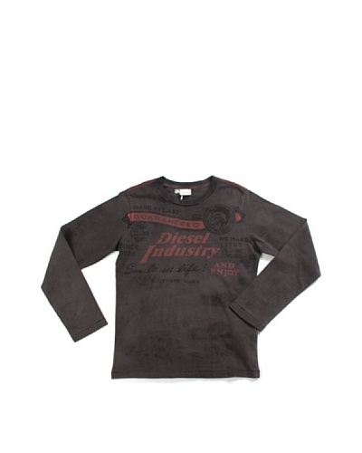 Diesel Junior Camiseta Tibox