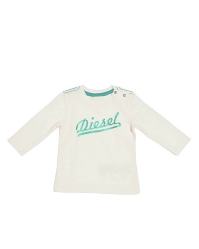 Diesel Kid Camiseta Valle Blanco