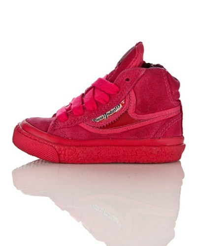 Diesel Kid Zapatillas Alta Revolution Claw Dragon Rosa