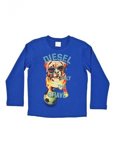 Diesel Kid Camiseta Gabicce Azulón