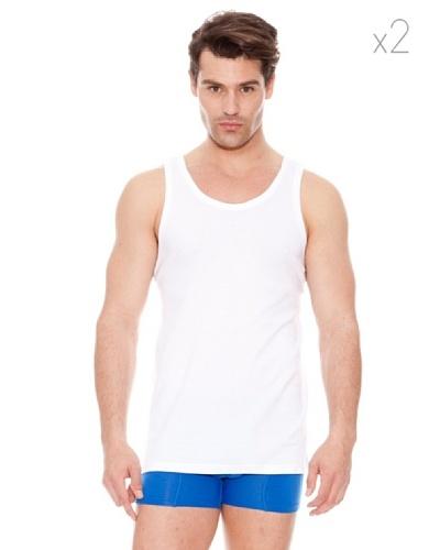 DIM Camiseta Pack 2 Camiseta Sport Tirante Ancho