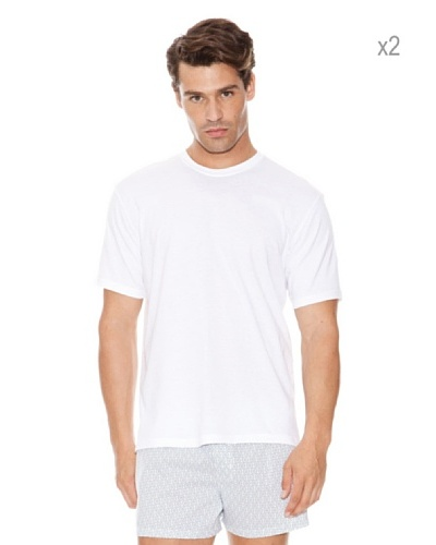 DIM Pack x 2 Camisetas Cuello Redondo