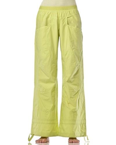 Dimensione Danza Pantalón Confort Verde ácido