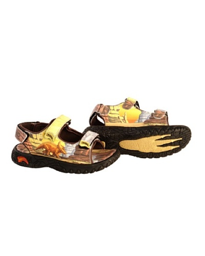 Dinosoles Chanclas WS DR TRICERATOPS