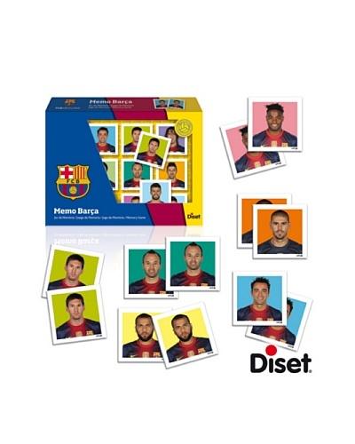 Diset Memory Fc Barcelona