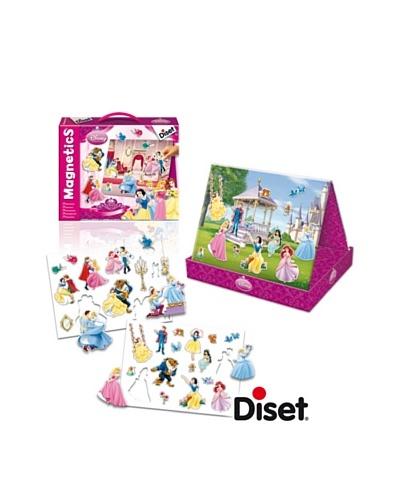 Diset Magnetcis Princesas Disney