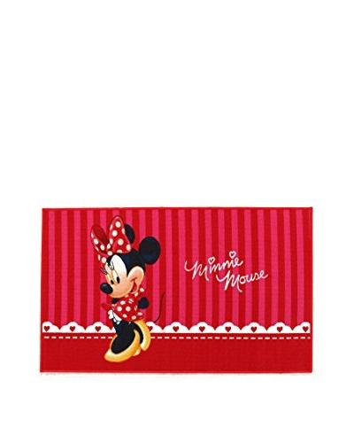 Disney Alfombra Minnie Mouse Multicolor 80 x 140 cm