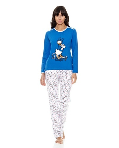 Disney Pijama Beautiful Azul