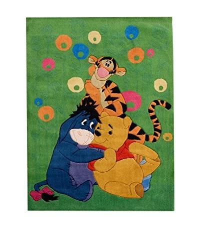 Juego alfombra puzzle en eva 9 piezas minnie 90 x 90 mi - Alfombra winnie the pooh ...
