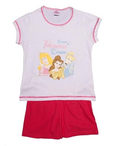 Disney Pijama NIña Manga Corta