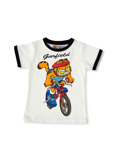 Disney Camiseta Niño Garfield